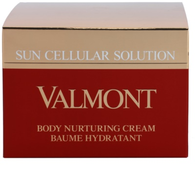 Valmont Sun Cellular Solution crema hidratante y nutritiva after sun 3