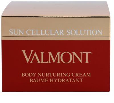 Valmont Sun Cellular Solution creme hidratante e nutritivo pós-solar 3