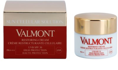Valmont Sun Cellular Solution Protetor solar para cuidado da pele SPF 30 1
