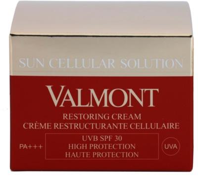 Valmont Sun Cellular Solution Protetor solar para cuidado da pele SPF 30 2