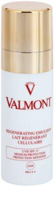 Valmont Sun Cellular Solution protector solar para cuidar la piel SPF 15