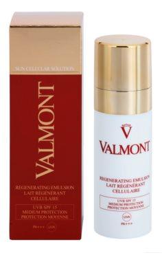 Valmont Sun Cellular Solution захисний догляд проти негативної дії  сонячного випромінювання SPF 15 1