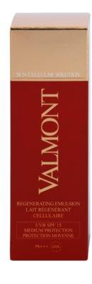 Valmont Sun Cellular Solution захисний догляд проти негативної дії  сонячного випромінювання SPF 15 2