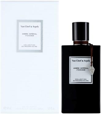 Van Cleef & Arpels Collection Extraordinaire Ambre Imperial Eau de Parfum unissexo