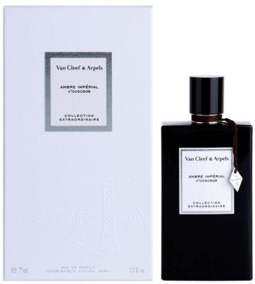 Van Cleef & Arpels Collection Extraordinaire Ambre Imperial eau de parfum para mujer