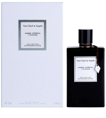 Van Cleef & Arpels Collection Extraordinaire Ambre Imperial Eau de Parfum para mulheres