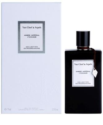 Van Cleef & Arpels Collection Extraordinaire Ambre Imperial woda perfumowana dla kobiet