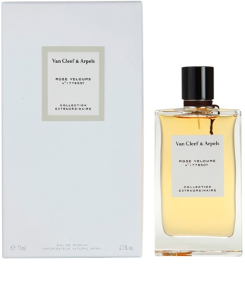 Van Cleef & Arpels Collection Extraordinaire Rose Velours Eau de Parfum para mulheres