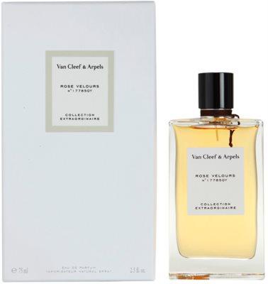 Van Cleef & Arpels Collection Extraordinaire Rose Velours parfémovaná voda pro ženy