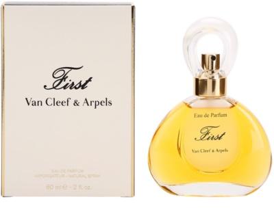 Van Cleef & Arpels First Eau de Parfum für Damen