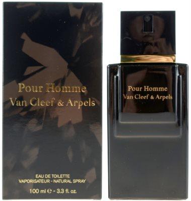 Van Cleef & Arpels Pour Homme eau de toilette para hombre