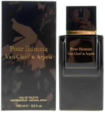Van Cleef & Arpels Pour Homme тоалетна вода за мъже
