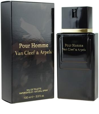 Van Cleef & Arpels Pour Homme eau de toilette férfiaknak 1