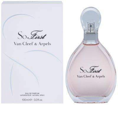 Van Cleef & Arpels So First eau de parfum nőknek