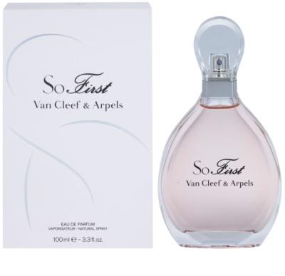Van Cleef & Arpels So First woda perfumowana dla kobiet