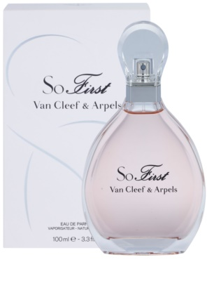 Van Cleef & Arpels So First eau de parfum para mujer 1