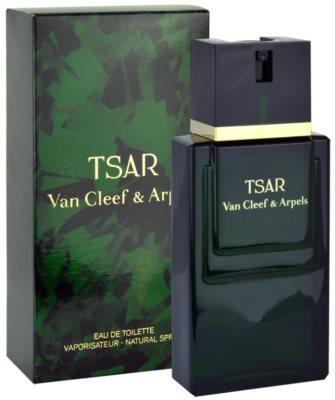 Van Cleef & Arpels Tsar Eau de Toilette für Herren