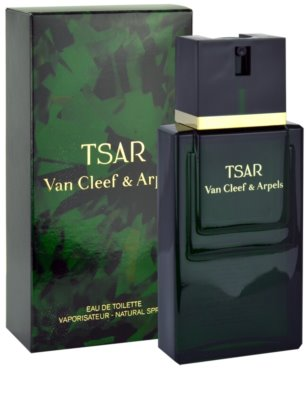 Van Cleef & Arpels Tsar eau de toilette para hombre