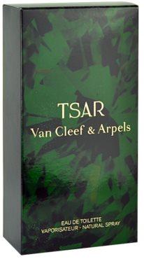 Van Cleef & Arpels Tsar Eau de Toilette para homens 2