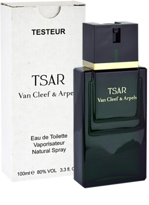 Van Cleef & Arpels Tsar eau de toilette teszter férfiaknak