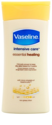 Vaseline Essential Healing leite corporal hidratante