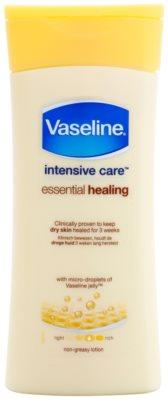 Vaseline Essential Healing telové mlieko hydratačné