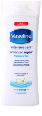 Vaseline Intesive зволожуюче молочко для тіла