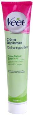 Veet Depilatory Cream Enthaarungscreme für trockene Haut