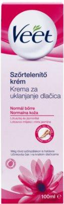 Veet Depilatory Cream creme depilatório para a pele normal 2