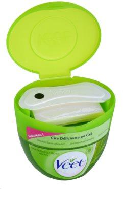 Veet Depilatory Gel depilačný gél pre suchú pokožku 1