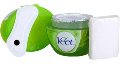 Veet Depilatory Gel гел за депилация за суха кожа 2