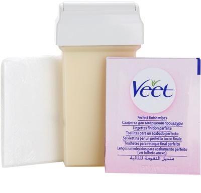 Veet EasyWax vosková náplň pro citlivou pokožku 1