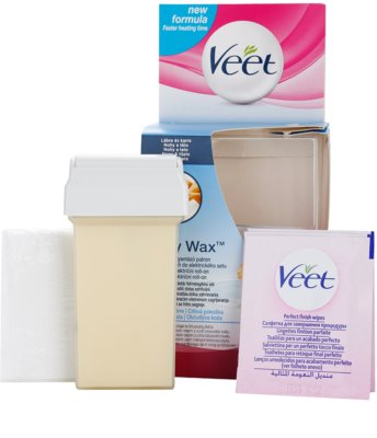 Veet EasyWax vosková náplň pro citlivou pokožku 3