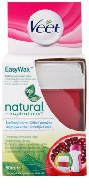 Veet Natural Inspirations náhradná vosková náplň pre citlivú pokožku