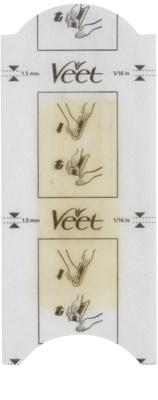 Veet Wax Strips plastry do depilacji woskiem do pach i okolic bikini 2