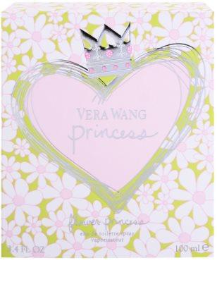 Vera Wang Flower Princess eau de toilette para mujer 4