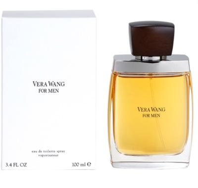 Vera Wang For Men Eau de Toilette para homens