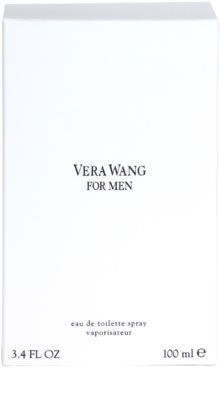 Vera Wang For Men Eau de Toilette for Men 4