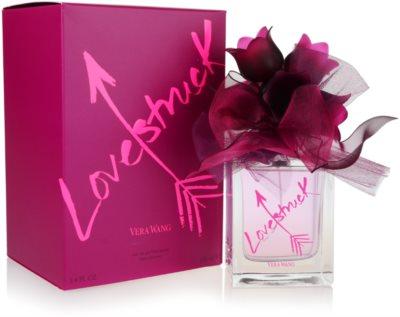 Vera Wang Lovestruck Eau de Parfum para mulheres 1