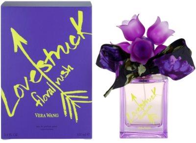 Vera Wang Lovestruck Floral Rush Eau de Parfum para mulheres