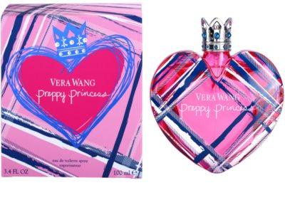 Vera Wang Preppy Princess Eau de Toilette pentru femei