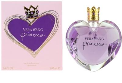 Vera Wang Princess toaletní voda pro ženy