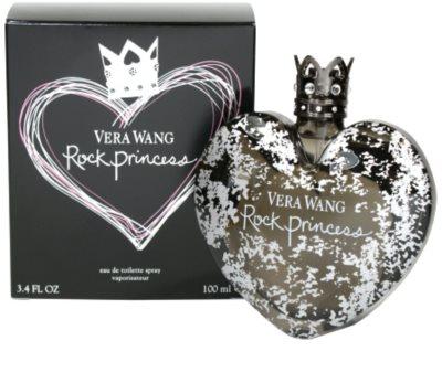 Vera Wang Rock Princess Eau de Toilette pentru femei