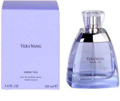 Vera Wang Sheer Veil Eau de Parfum para mulheres