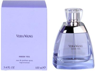 Vera Wang Sheer Veil parfumska voda za ženske