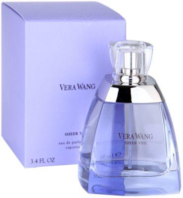 Vera Wang Sheer Veil parfémovaná voda pre ženy 1