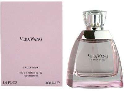 Vera Wang Truly Pink Eau De Parfum pentru femei