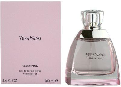 Vera Wang Truly Pink woda perfumowana dla kobiet