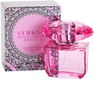 Versace Bright Crystal Absolu Eau de Parfum for Women 1