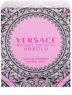Versace Bright Crystal Absolu Eau de Parfum for Women 5